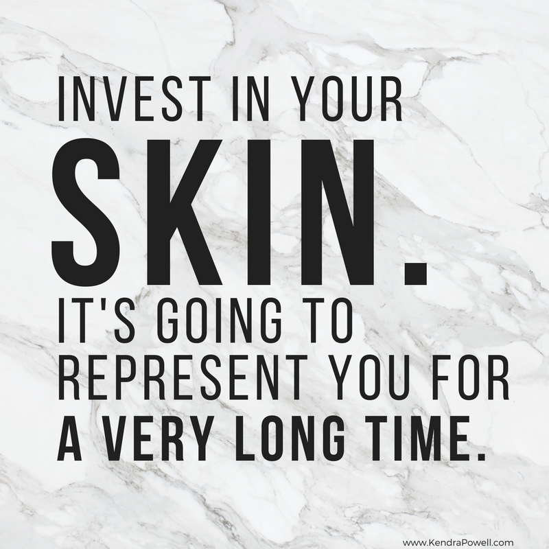 Skincare That Your Skin Will Love You For Quote