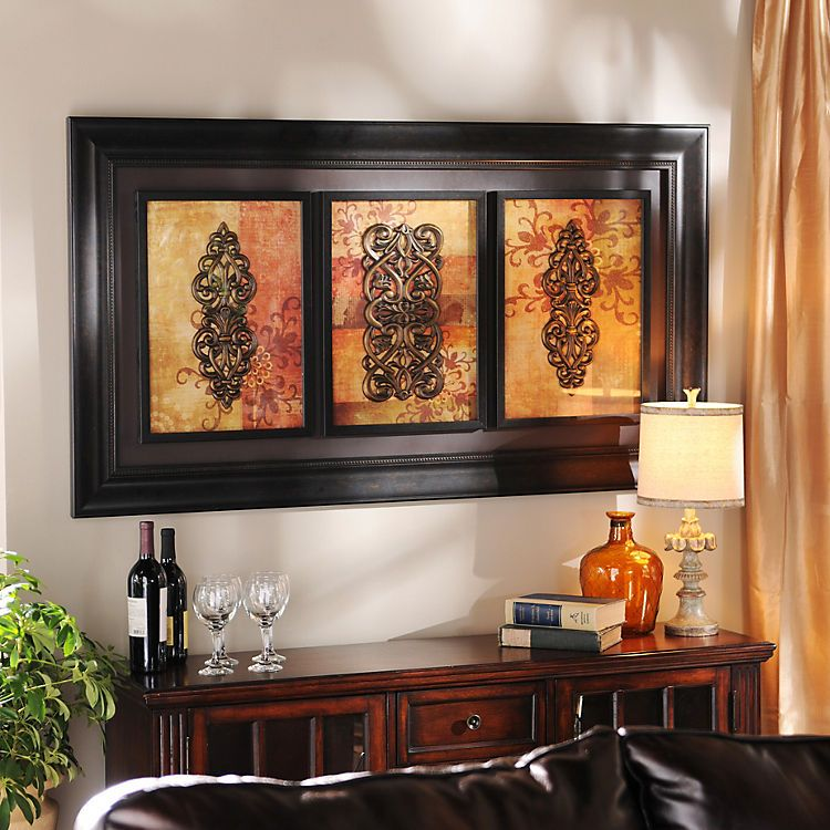 Home Decor Stores In Austin Tx Locted Ust Texs Kirklands. Spiced Up Trio  Shadowbox