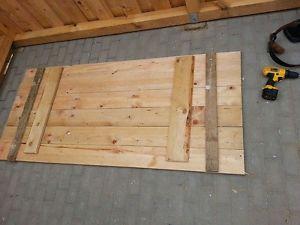 DIYGartenhaus So bauen Sie ein kleines Holzhaus im