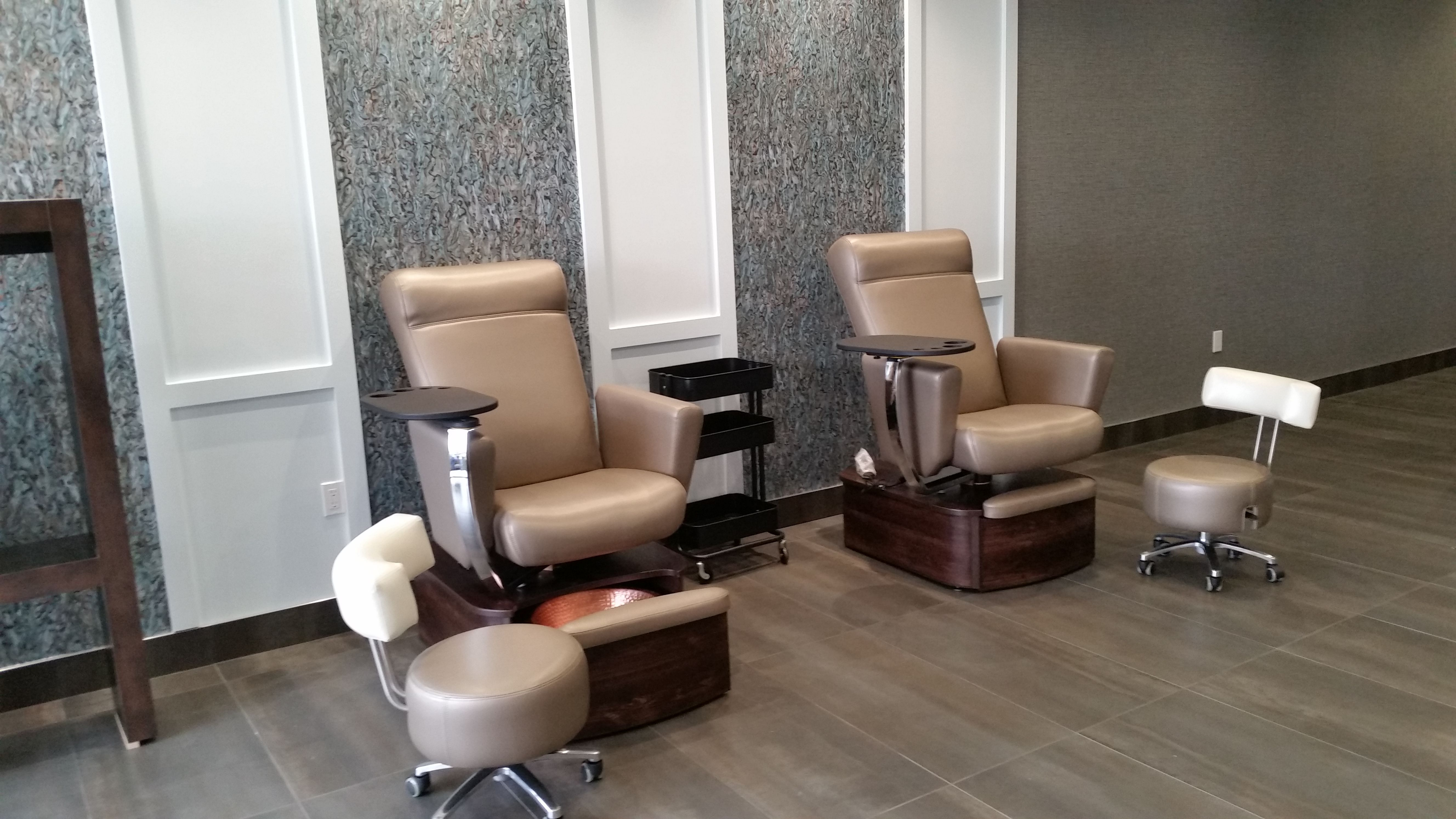 Pedicure Chair Element | No Plumbing | Salon chairs for