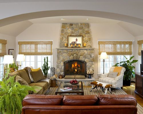16x20 Living Room Design Ideas Remodels Photos Family Room Layout Livingroom Layout Living Room New York Living room ideas x 20