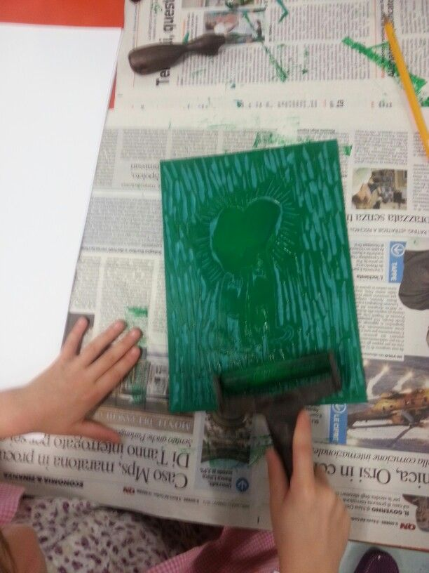 Progetto Haring:stampa