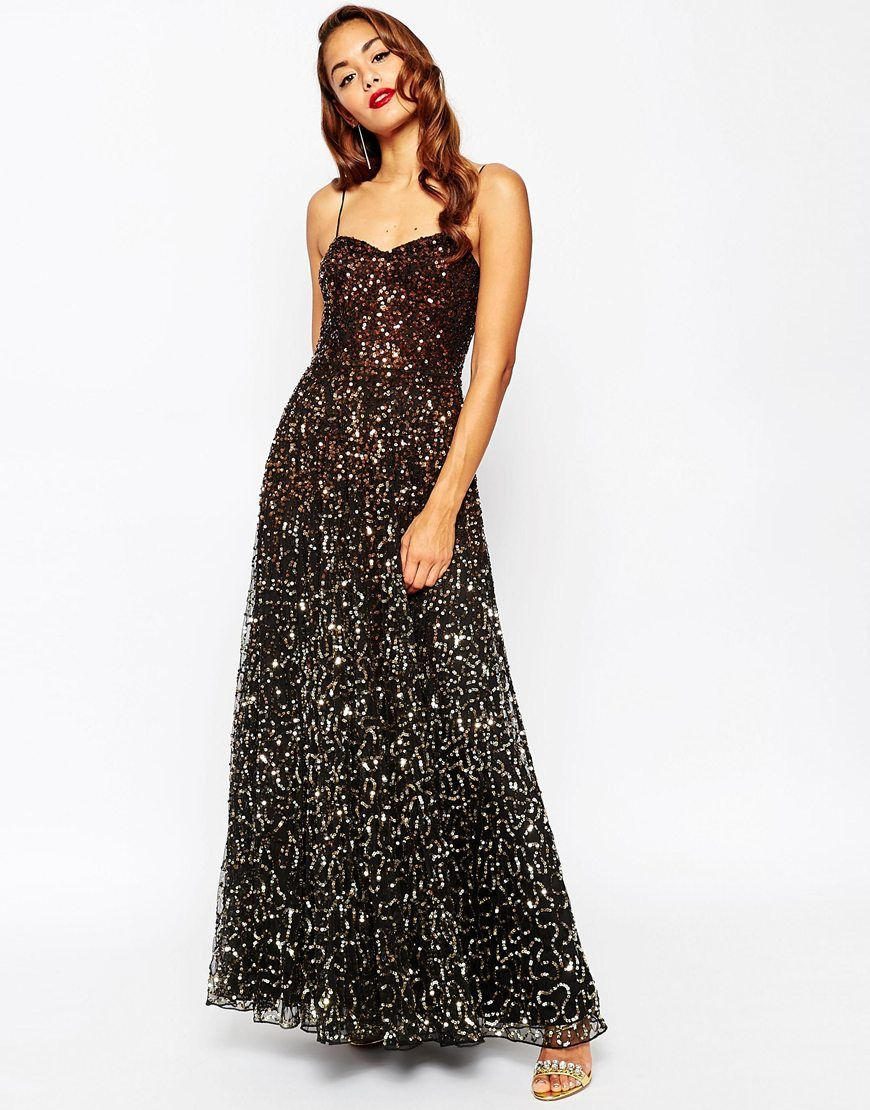 I love this as a good winter wedding guest outfit. ASOS RED CARPET ...