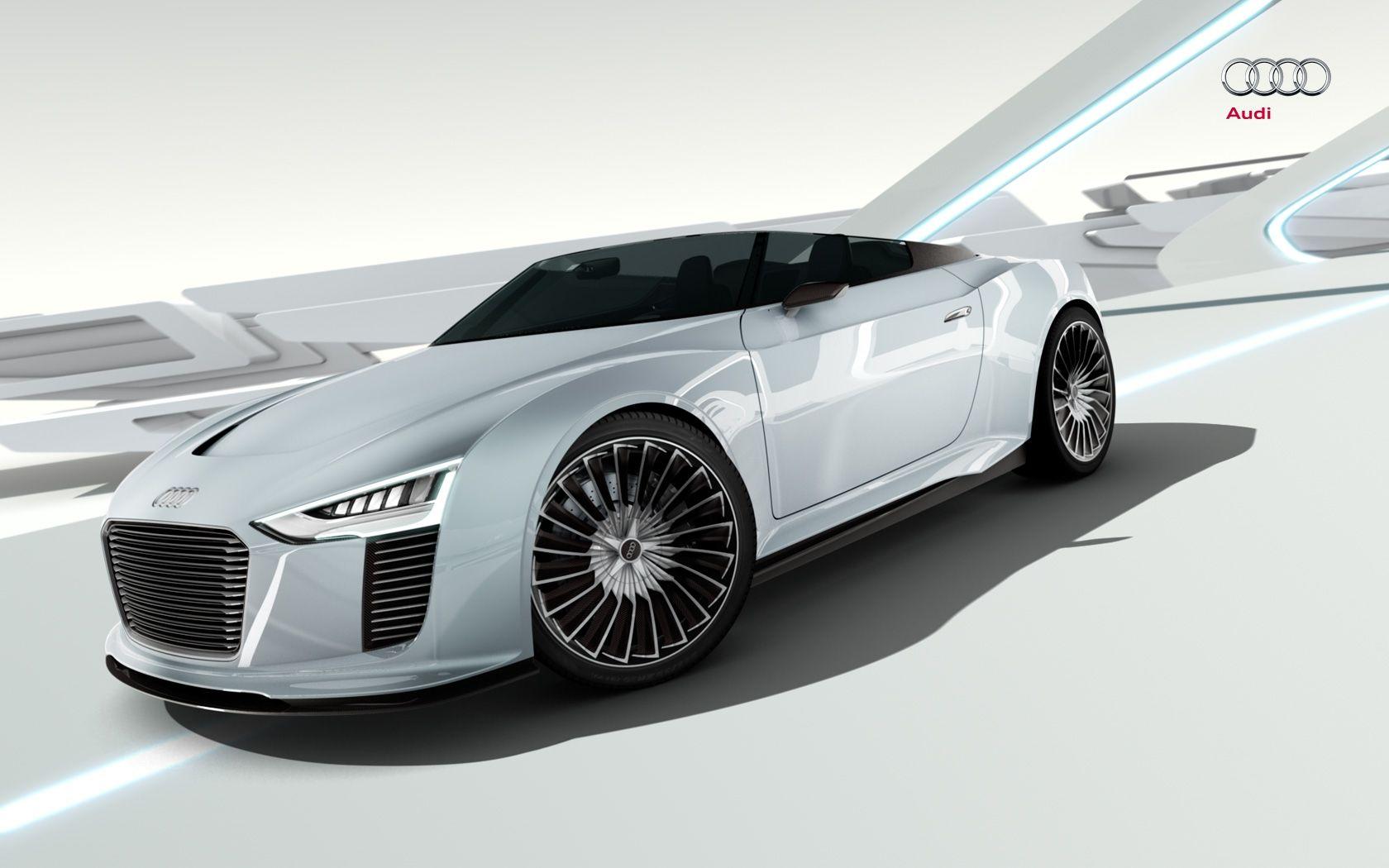 E Tron Spyder British Automotive