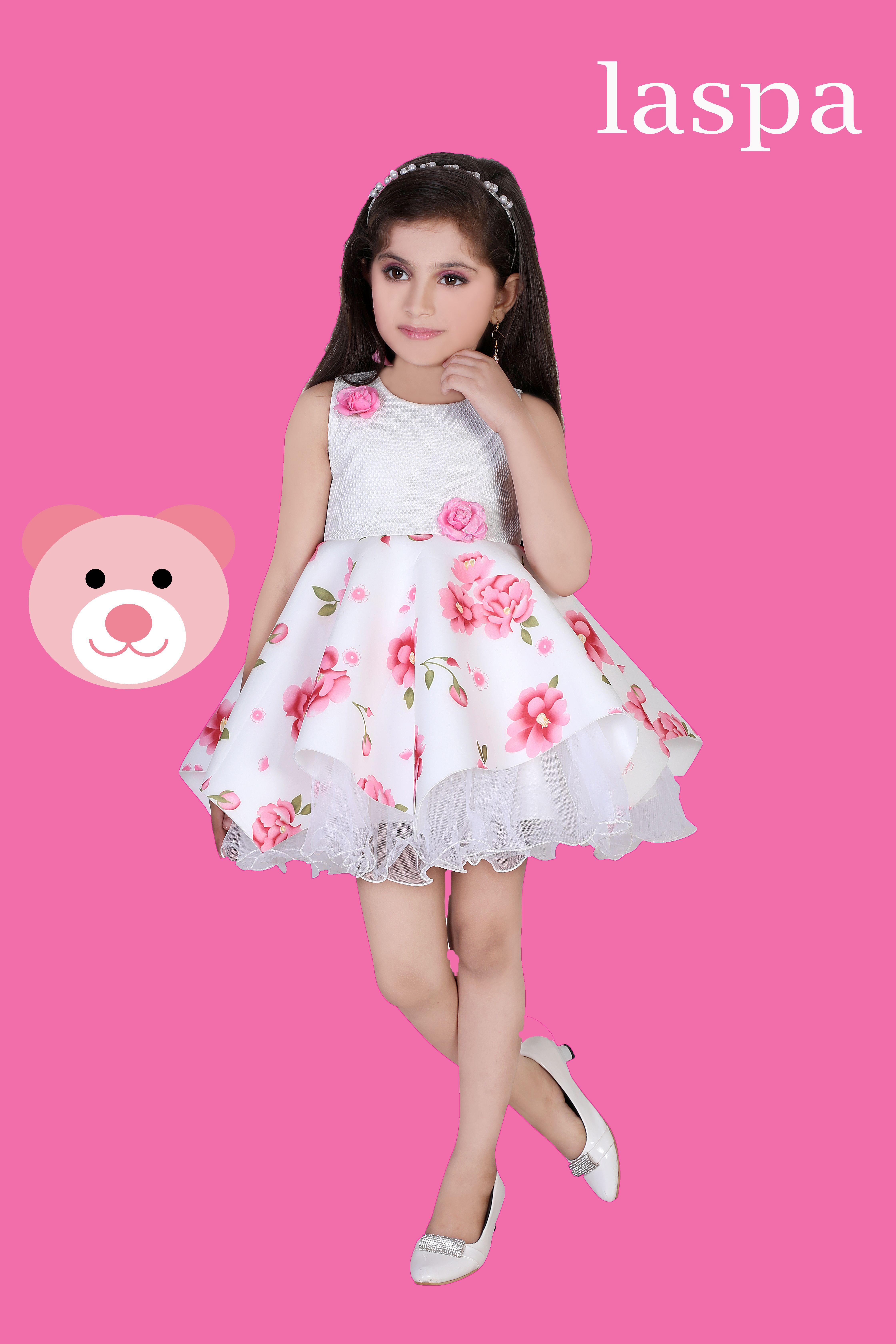 Buy this beutiful dress from laspa girls dressgownindiandress