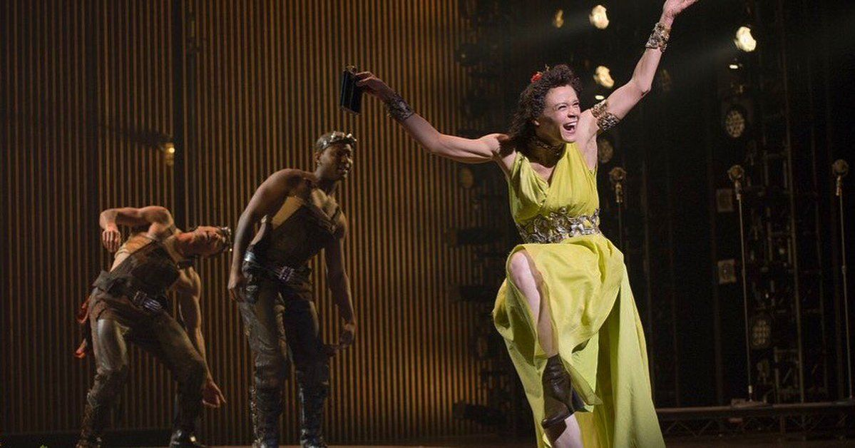 Hadestown- Persephone | Costume ideas 1930's in 2019 ...