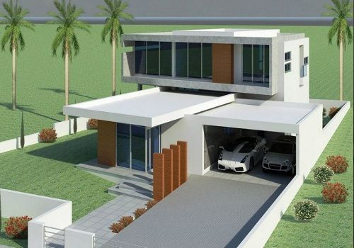 Luxury Home Exterior Designs With Best Architecture.