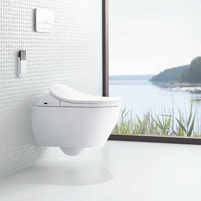 ViClean-L on yksilöllinen pesevä WC-istuin, jonka yksinkertaisen raikas muotoilu asettaa uudet standardit esteettisyydelle. SeinäWC-istuin on nyt paljon enemmän kuin ennen, joten kulje etujoukoissa ja hanki itsellesi ja perheellesi uudenlaista luksusta kylpyhuoneeseen tai wc-tilaan.