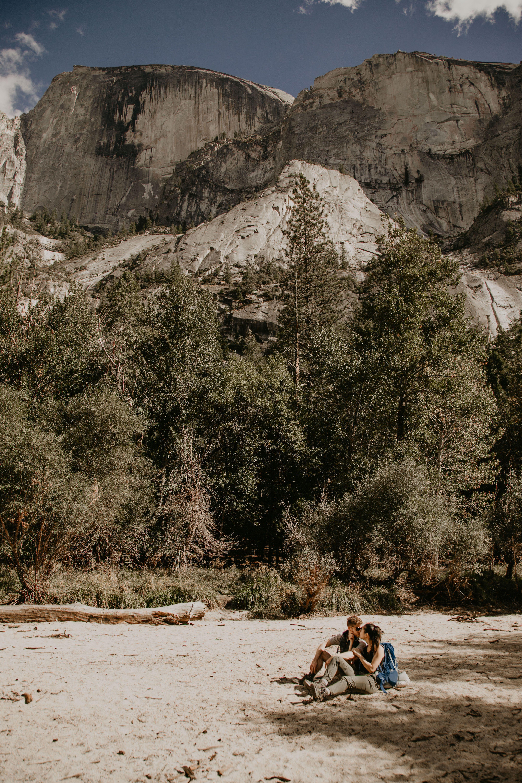 Yosemite Couple Session Skyler Rachel Yosemite Photo