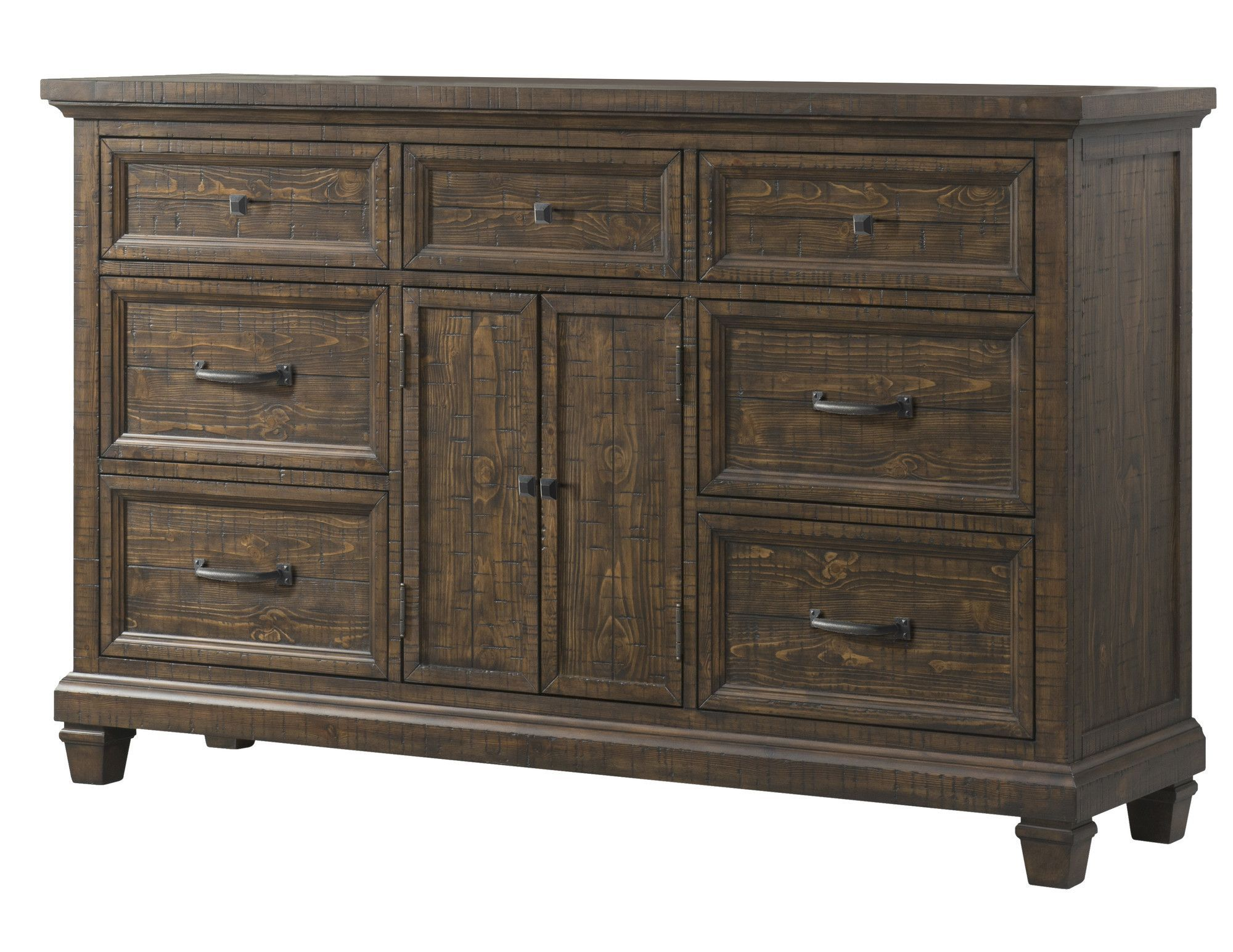 Missandrei 7 Drawer Dresser