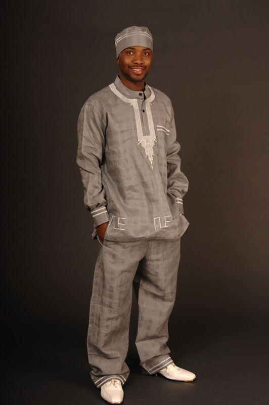 Dashiki & matching trousers | Fashion | Pinterest ...