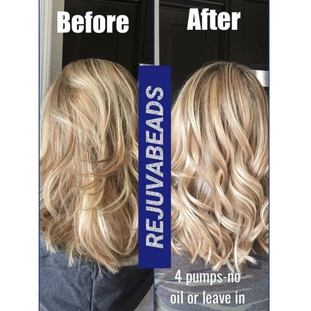 Monat Rejuvabeads before and after monat monathair