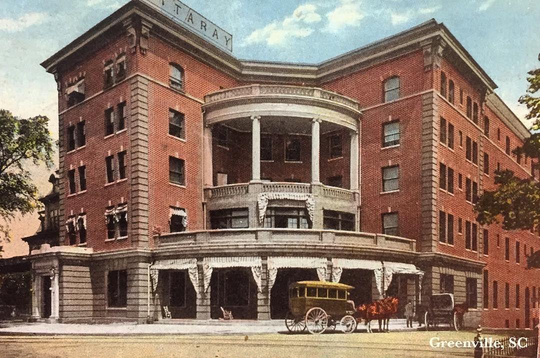 Hyatt Greenville On Instagram The Ottaray Hotel Was The Original