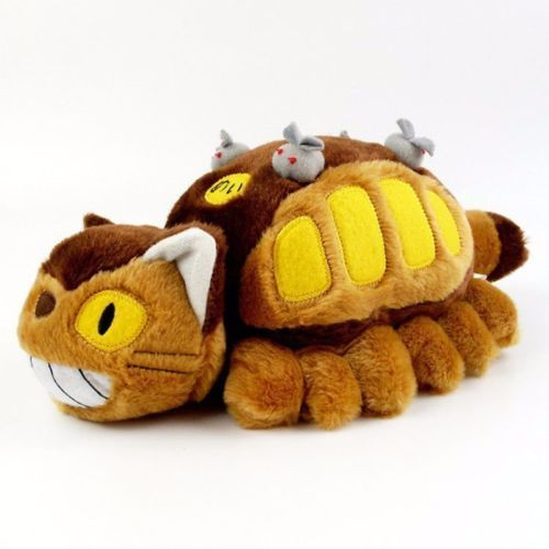 Kimetsu no Yaiba Kamado Nezuko Plush Doll Toys Stuffed Gift 40cm H Demon Slayer