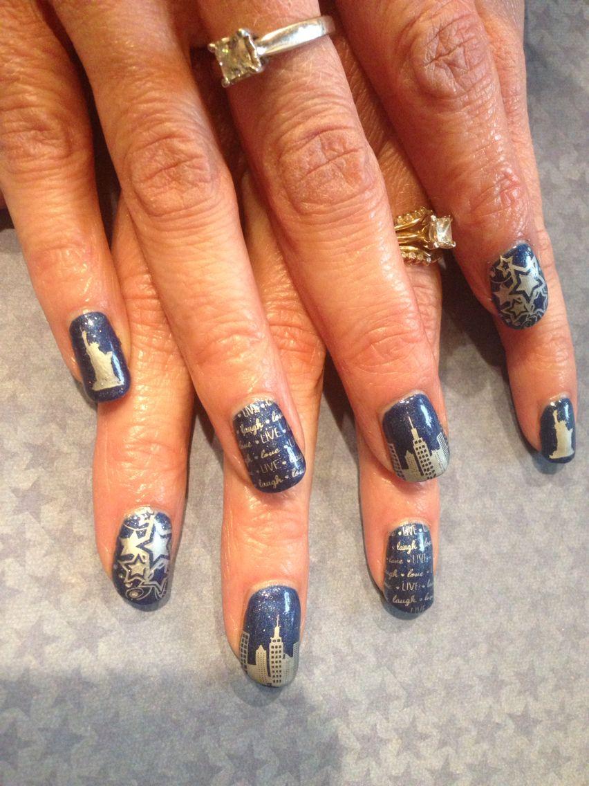 New York Nails   Nail Art   Pinterest