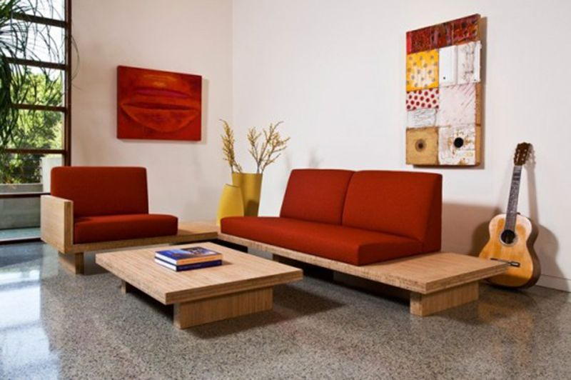 Small Living Room Zen Design image result for l shaped bamboo sofa | home decors & furniture