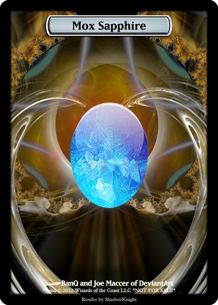 Lotus Magic Black Gathering Card