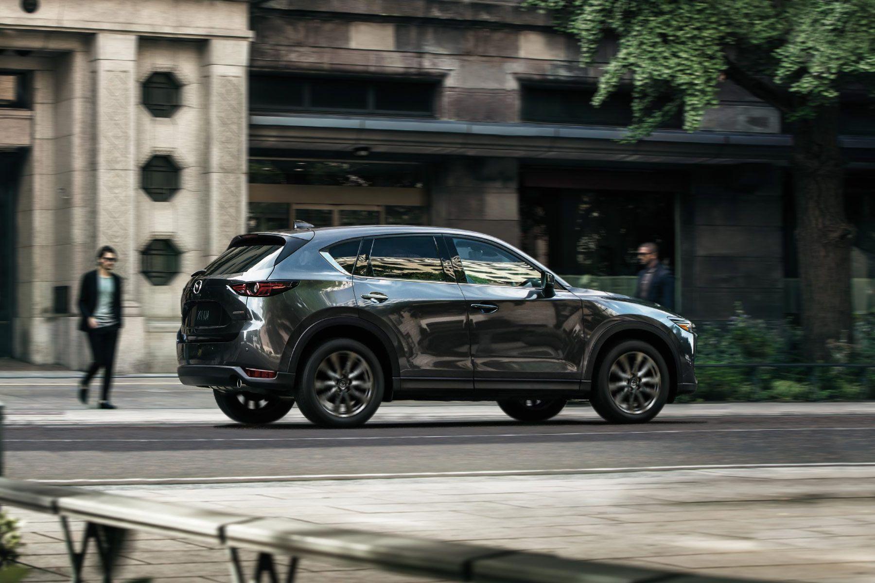 The All New 2019 Mazda Cx 5 Signature Skyactiv D Combines Premium Features With A Diesel Engine Mazda Mazda Cx5 Mazda Miata