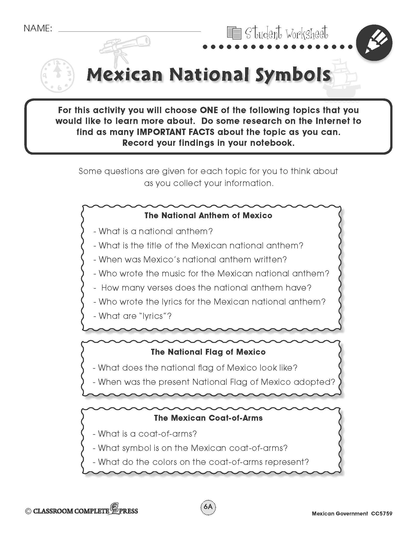 Learn all about mexicos national symbols in this free activity learn all about mexicos national symbols in this free activity from ccp interactive a division biocorpaavc Choice Image