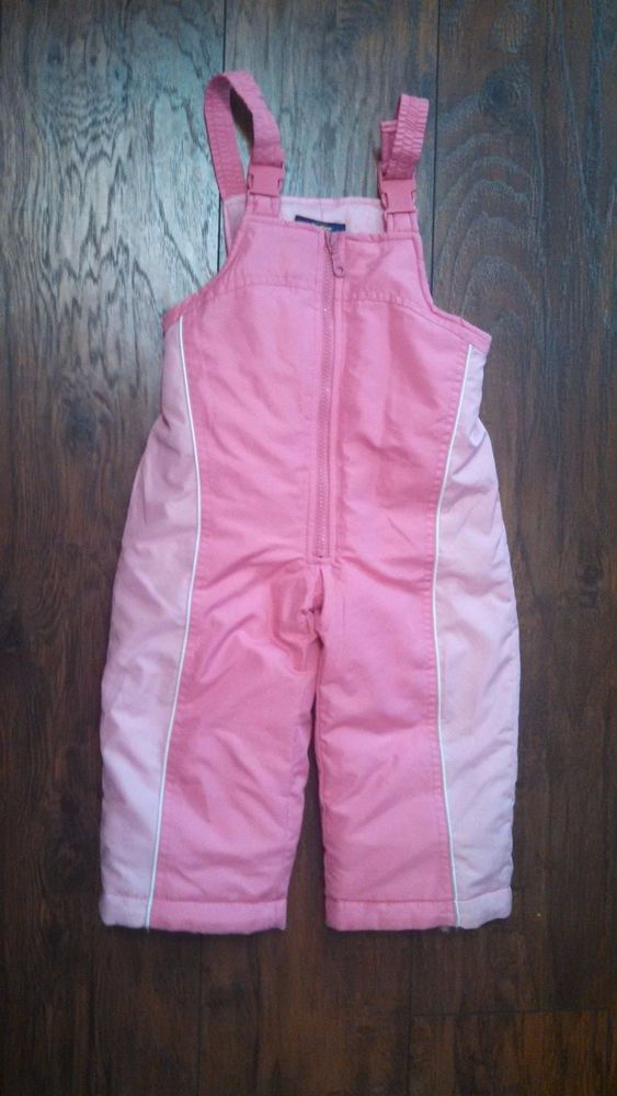 The Best Oshkosh Girls 2t Pink Adjustable Zippered Snow Pants Bib Baby & Toddler Clothing Clothing, Shoes & Accessories