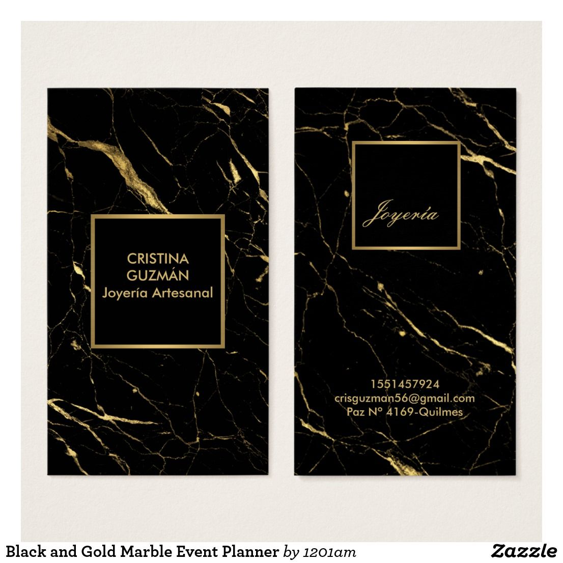 Black And Gold Marble Event Planner Business Card Zazzle Com In 2021 Event Planner Business Card Vip Card Design Black And Gold Marble