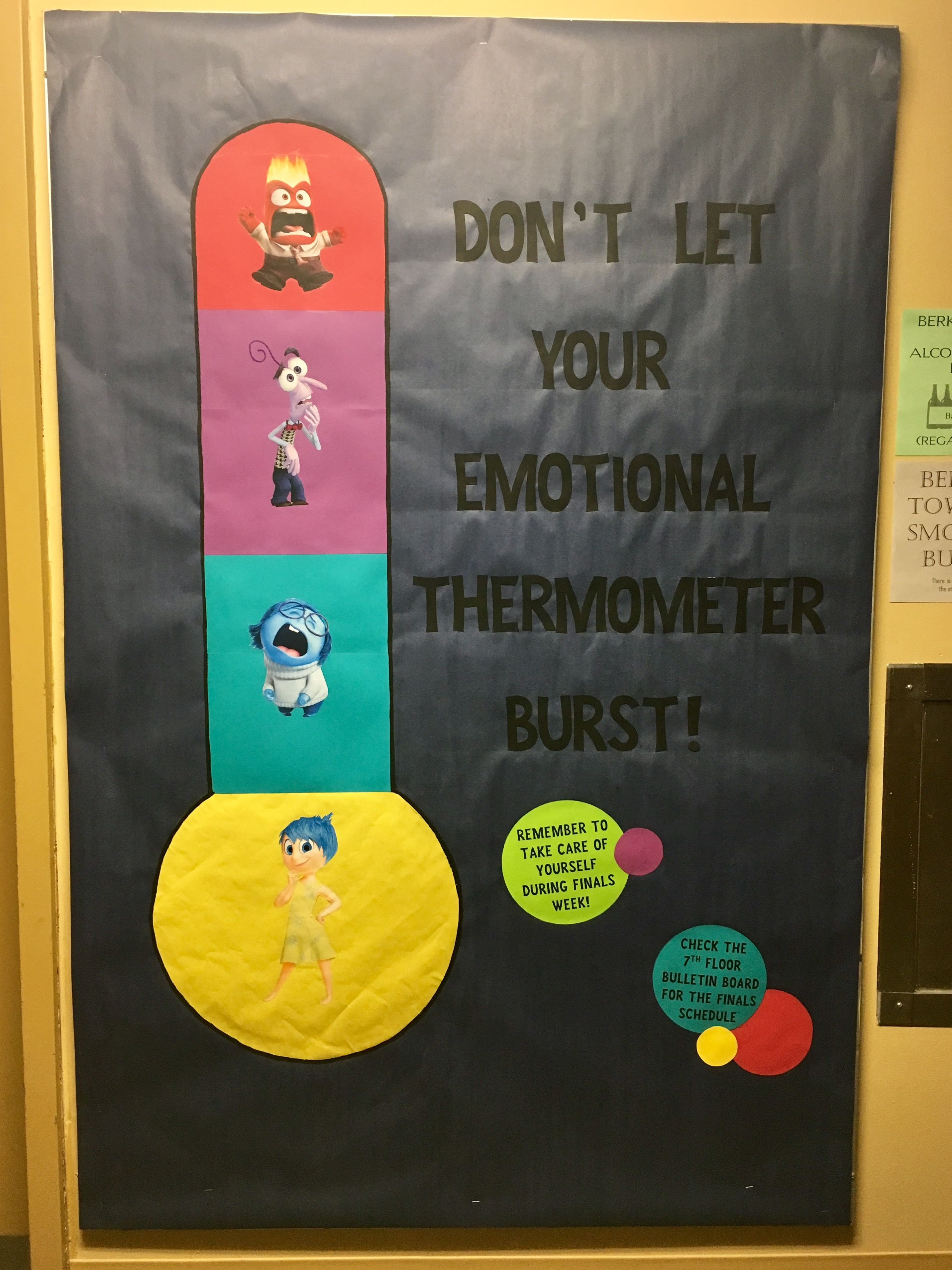 Part 2 Of 2 December Bulletin Boards Inside Out Inspired