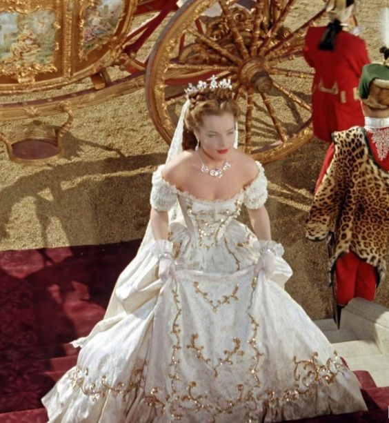 robe de mariée, sissi emperatriz | actrices | pinterest | empress