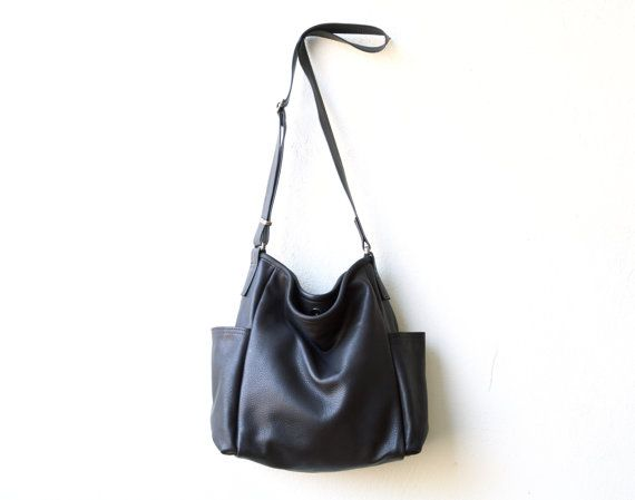 c79d006dc3b6 new Reform Bucket - slouchy leather cross body bag - soft leather shoulder  bag - bouncy and light