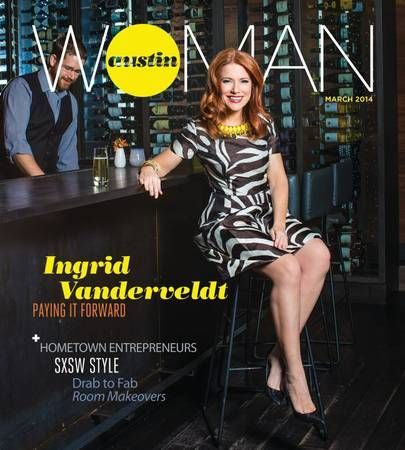 Internship with Austin Woman and ATX Man Magazine - 3-5 work samples and resume to - niki@awmediainc.com.