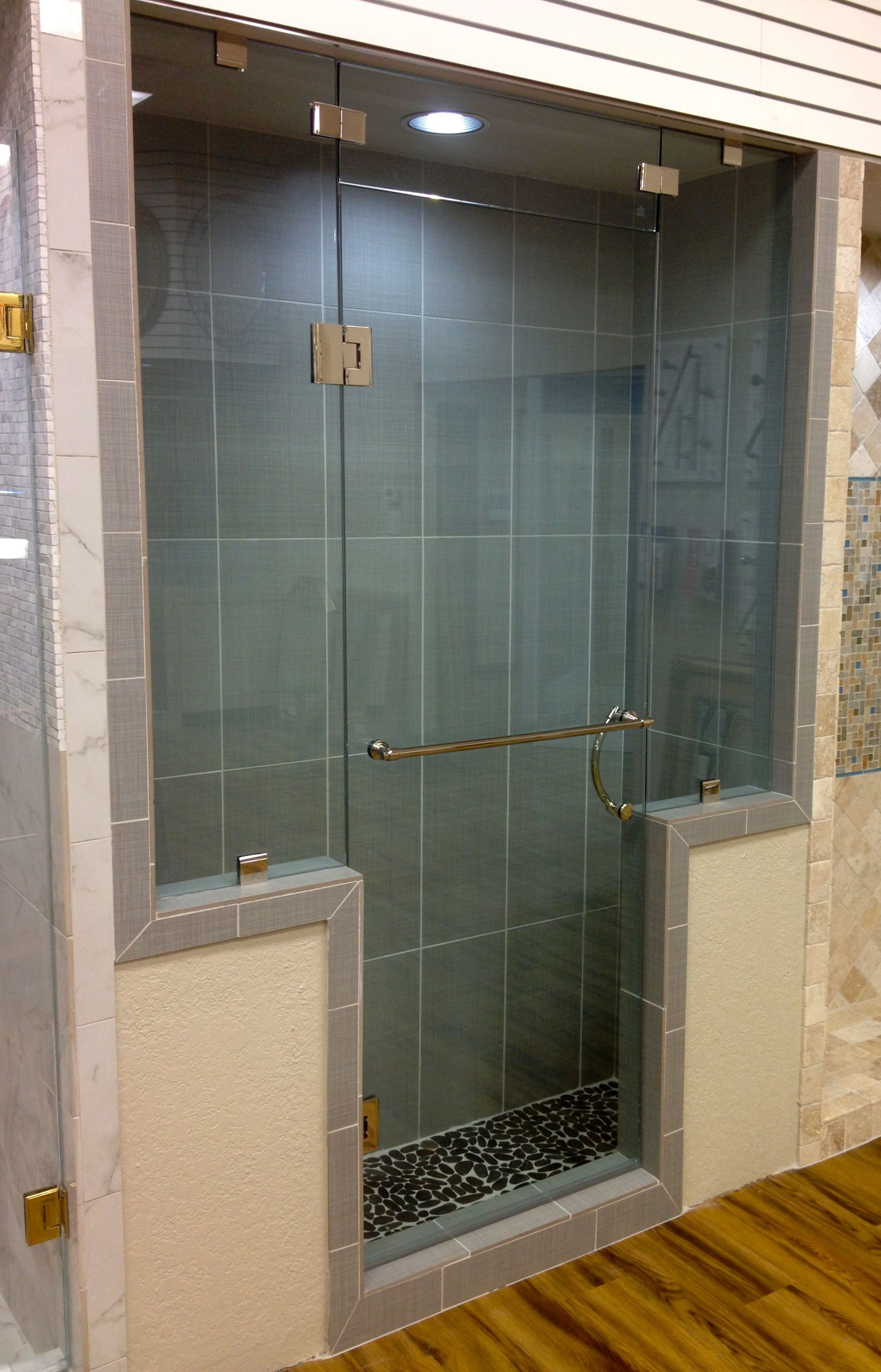 Saveemail Bathroomnice Glass Custom Shower Doors Design Ideas