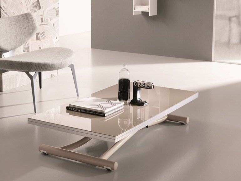 extending coffee table mondial cr by ozzio design design studio ozeta