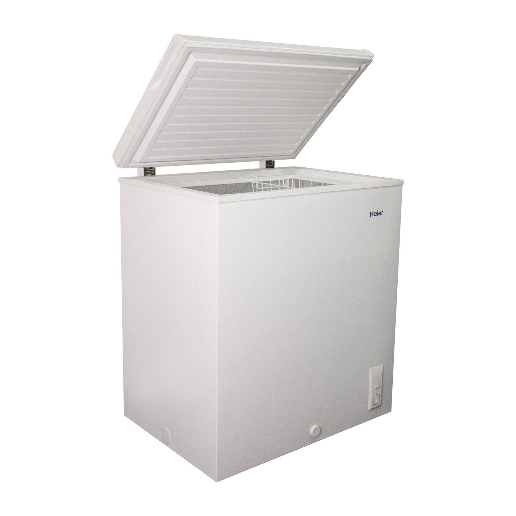Haier Hf50cm23nw 5 0 Cu Ft Freezer Hf50cm23nw Chest