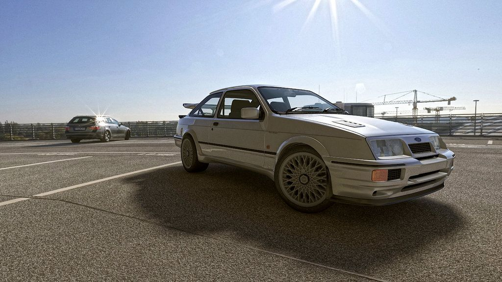 1987 Ford Sierra Rs500 Cosworth By Melkorius Deviantart Com On Deviantart Ford Sierra Ford Motorsport Ford