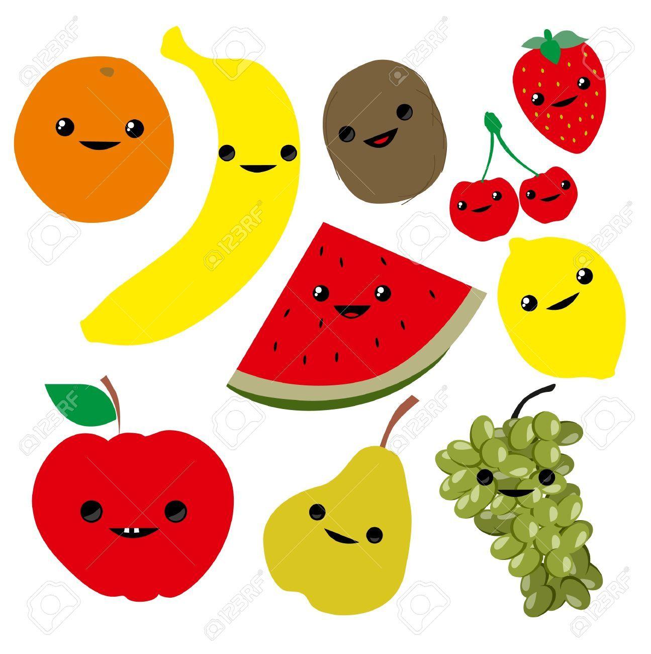 Niño Comiendo Fruta Imágenes De Archivo Vectores Niño