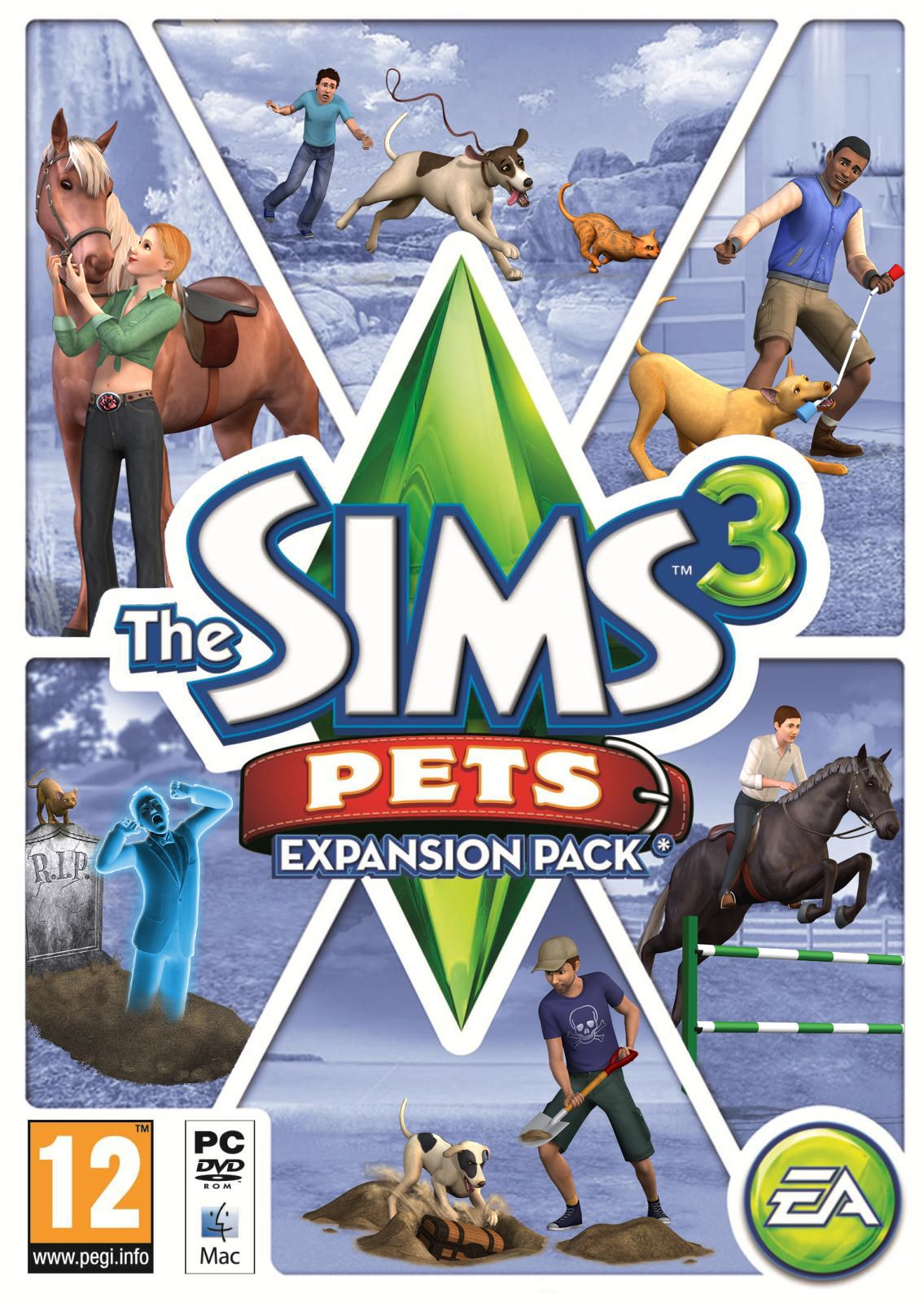 The Sims 3 Pets x The Sims 14 Pinterest Sims and