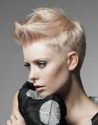 Bildergebnis Fur Haare Kurz Rasiert Blond Amanda My Hair