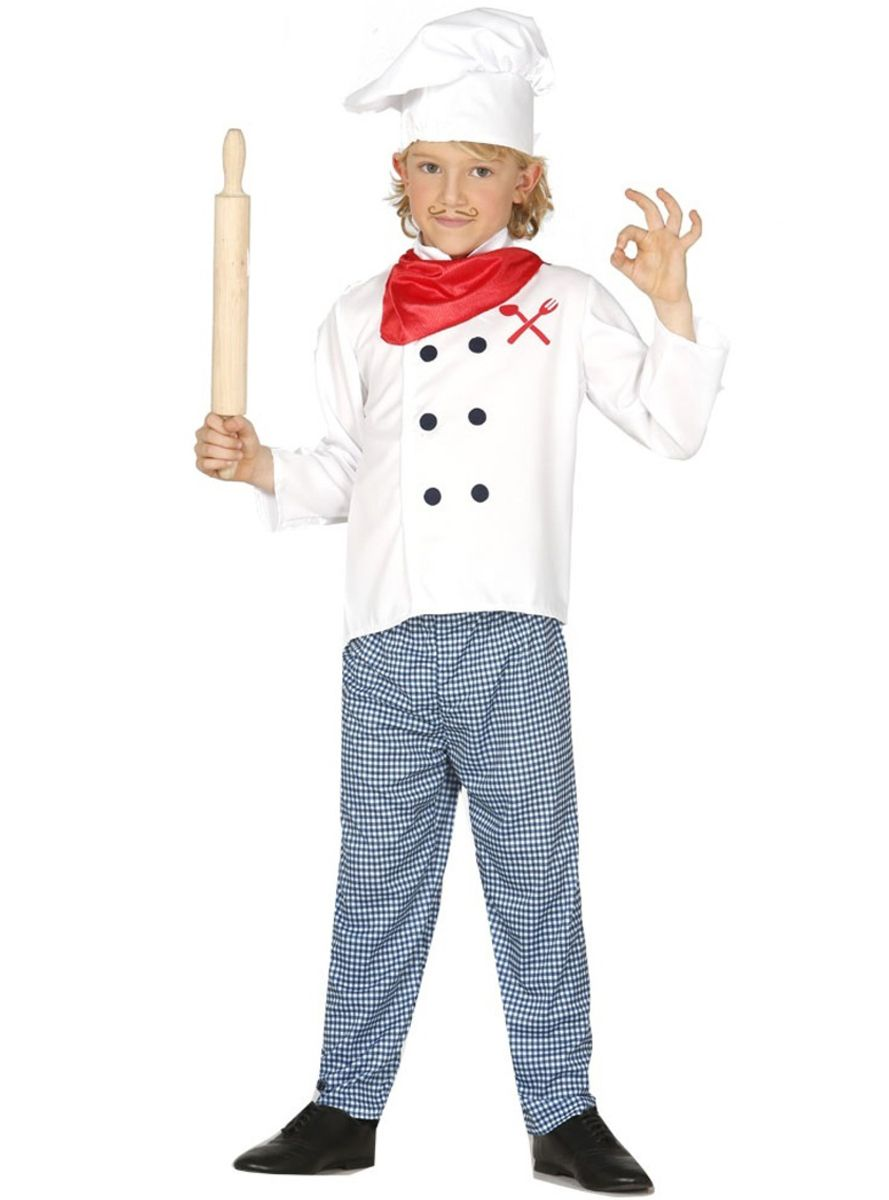 2cfe4d5a872a1 french chef (costume) | French cliches | Chef costume, Costumes ...