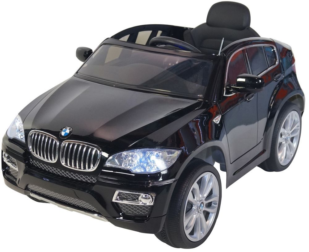 Bmw X6 Style 12v Battery Powered Electric Ride On Kids Toy Car