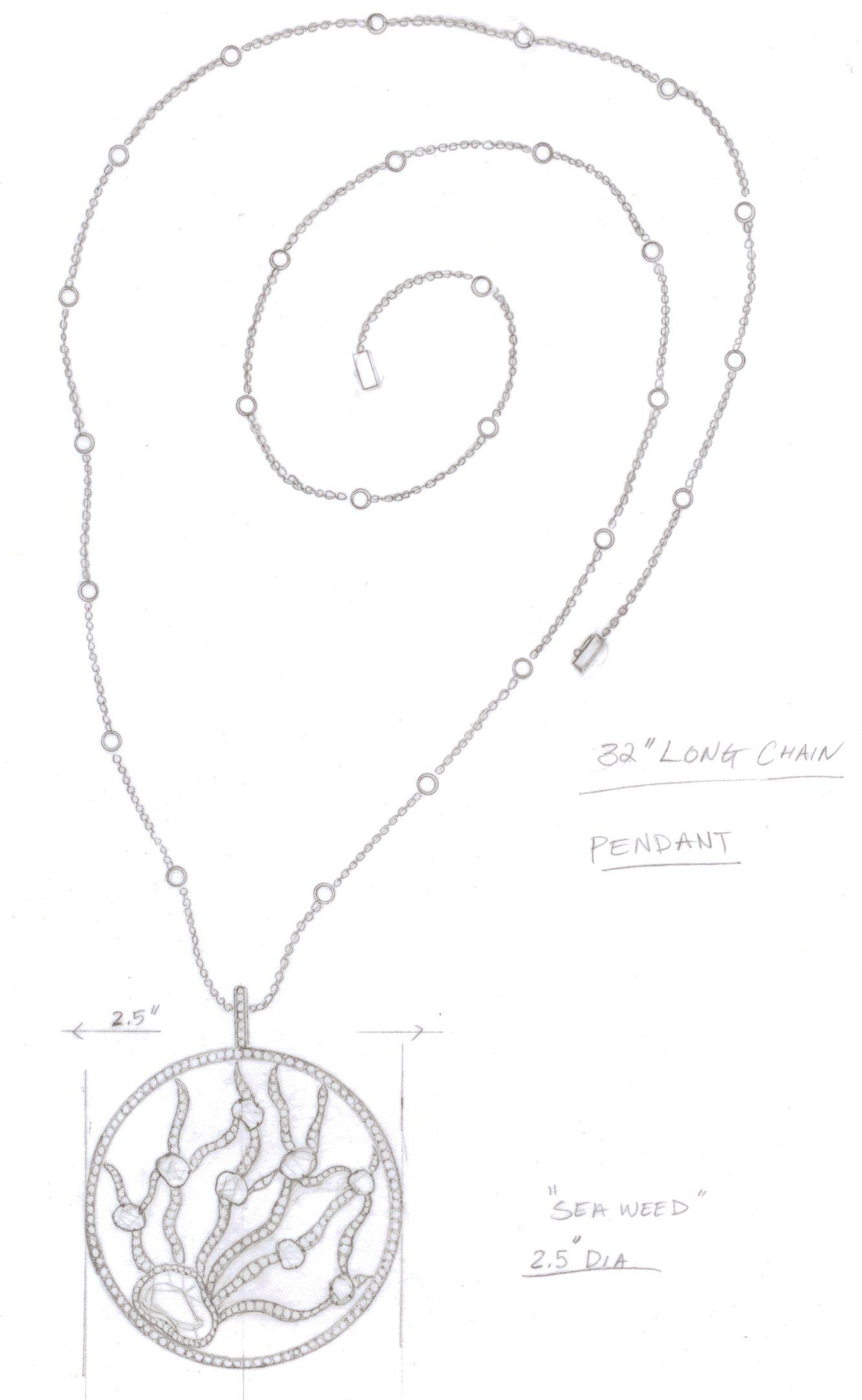 art design illustration jewelry ditr jewelry