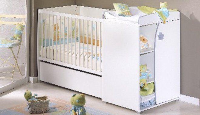 Une chambre de bébé dans un petit espace | Espaces minuscules ...
