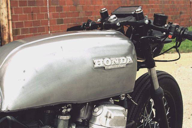 '73 Honda CB750 – Wes York   Pipeburn.com