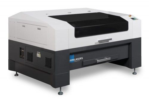 Brm 130250-x Metal Laser •	150w Laser Tube •	1300x2500 Work Surface •	1200 Kg •	1890x3460x1150 Machine Dimension