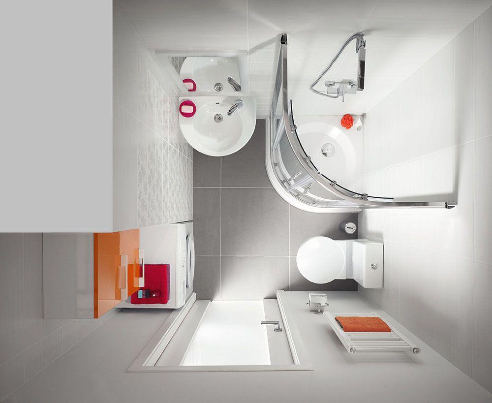 Znalezione Obrazy Dla Zapytania Mała łazienka W Bloku 3m2