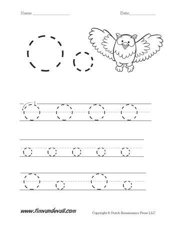 letter o handwriting worksheet alphabet printables pinterest handwriting worksheets. Black Bedroom Furniture Sets. Home Design Ideas