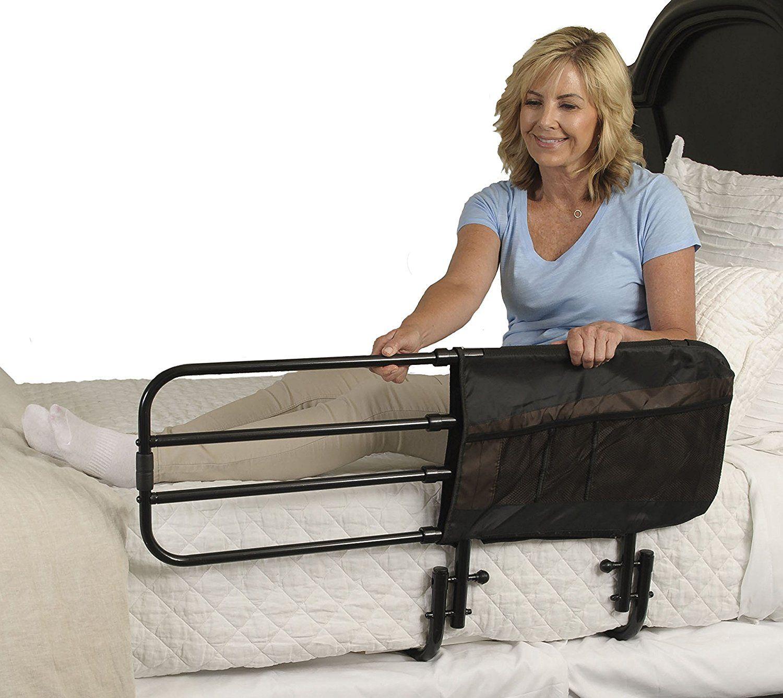 Best Adjustable Hand Bed Rail Assist Bar Reviews Bed