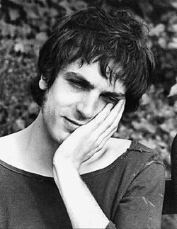 Syd Barrett photo from the 1971 Mick Rock photo session he did. Shine on you crazy diamond!!!