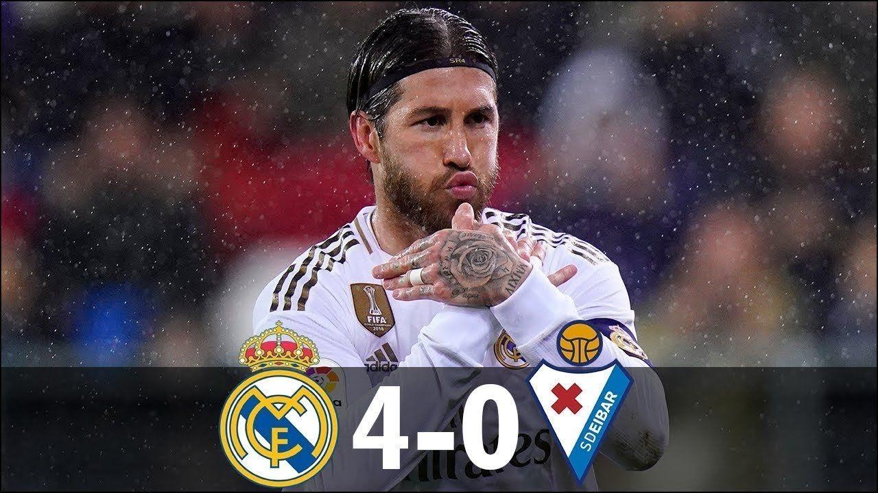 Eibar vs Real Madrid 40 Resumen Real madrid, Resumen