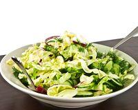 Salade fraîcheur au chou