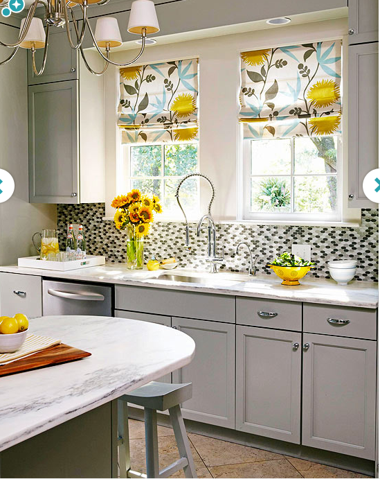 Best Love The Bright Window Treatments Spring Kitchen Decor 400 x 300