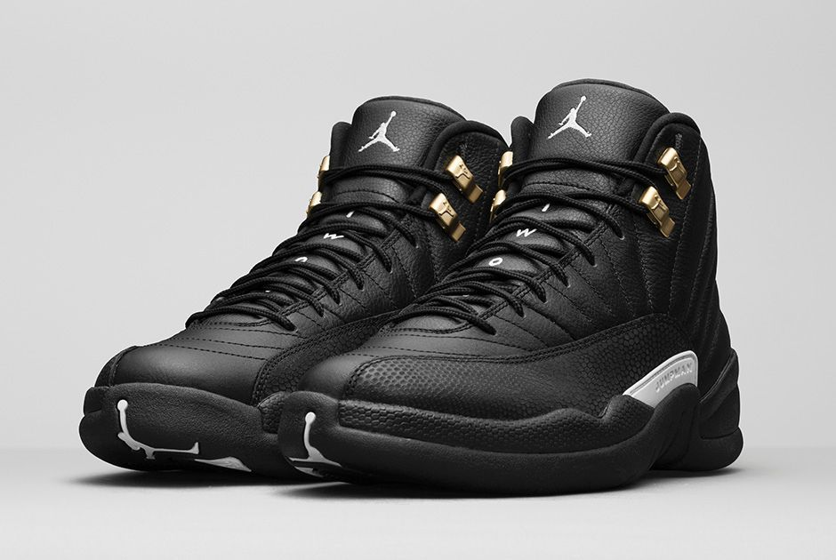 nike air jordan retro 12 black